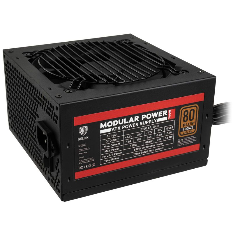 MODULAR POWER SERIES